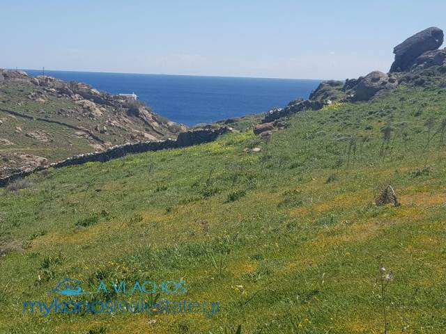 (For Sale) Land Plot || Cyclades/Mykonos - 4.300 Sq.m, 500.000€