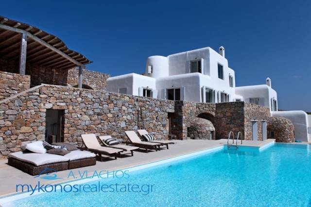(For Rent) Residential Villa || Cyclades/Mykonos - 700 Sq.m, 7 Bedrooms, 3.500€