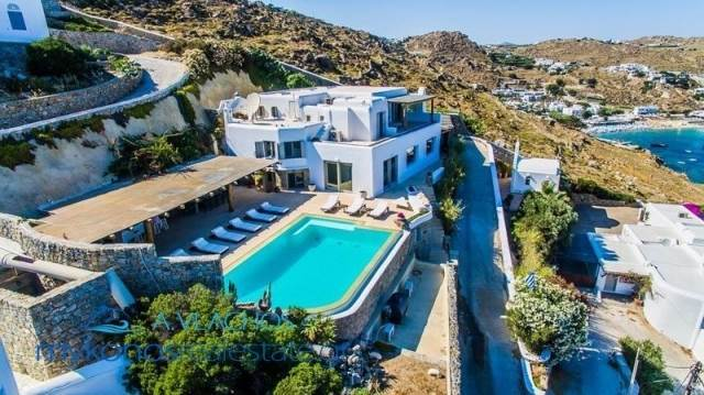 (For Rent) Residential Villa || Cyclades/Mykonos - 590 Sq.m, 10 Bedrooms, 3.000€