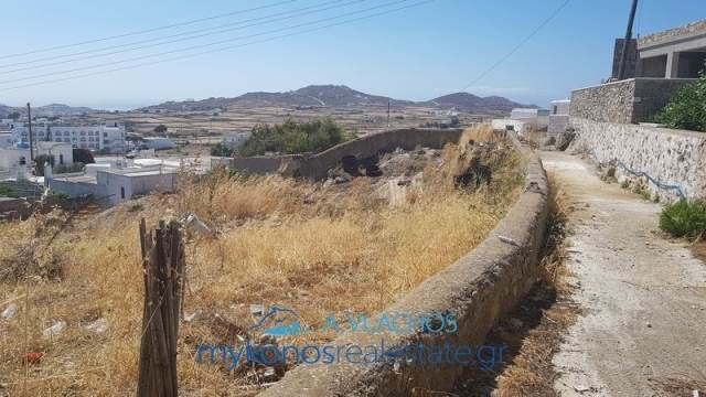 (For Sale) Land Plot || Cyclades/Mykonos - 900 Sq.m, 350.000€
