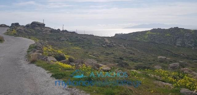 (For Sale) Land Plot || Cyclades/Mykonos - 4.100 Sq.m, 240.000€