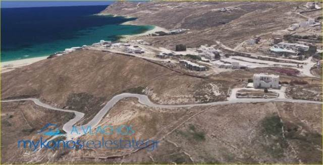 (For Sale) Land Plot || Cyclades/Mykonos - 4.380Sq.m, 520.000€